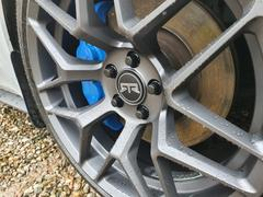 mountune Mustang RTR Tech 7 Charcoal 19x10.5 Wheel (2015-19) Review
