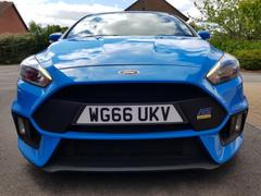 mountune Bespoke Number Plates - RS Review