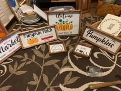 Essential Stencil Pumpkin Patch Sign Stencils (3 Pack) Review