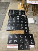 Essential Stencil 6 inch Scrabble Letter Style Stencils Review