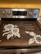 Essential Stencil Sunflower Floral Pattern Stencil Set (2 Pack) Review