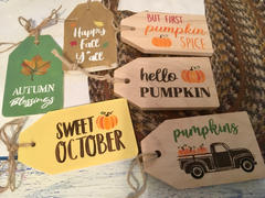 Essential Stencil Premium Pine Mini Wood Tags (3pk) Review