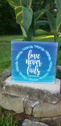 Essential Stencil Love Never Fails Set (3 Pack) Review