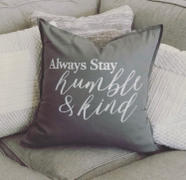 Essential Stencil Always Stay Humble & Kind Sign Stencil Review