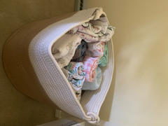 Parker Baby Co. Rope Storage Basket Review