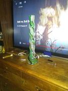 Toker Supply 18 Bubble Design Colored Glass Water Pipe Review