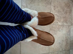 Nuknuuk  The Classic Women's Slipper (Chestnut) Review