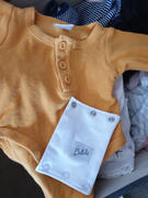 Bellelis Australia Pty Ltd Organic Bamboo - 9 mm buttons Snap & Extend® bodysuit extender Review