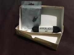 Hyperlaces Black Reflective Flat Laces Review
