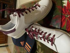 Hyperlaces Burgundy Katakana Laces Review