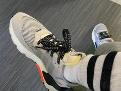 Hyperlaces Black Japanese Katakana Laces Review
