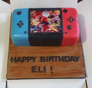 CAKESBURG Nintendo Switch Cake Review