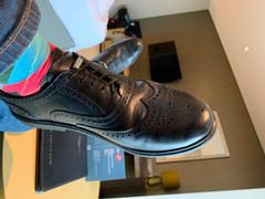 Carets FALCON Wingtip, Black Review
