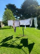 Lifestyle Clotheslines Hills Everyday Rotary 47 Clothesline Review