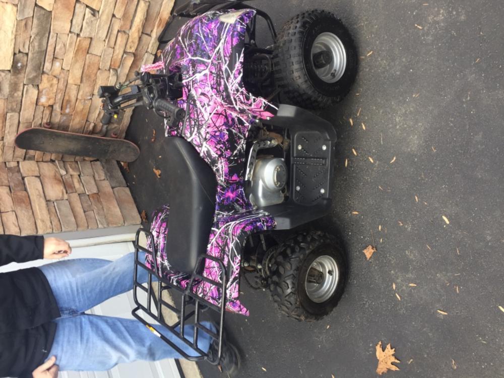 "New 20/"" Throttle Cable Kazuma Meerkat 50cc ATV QUAD OEM REPLACEMENT CABLE"