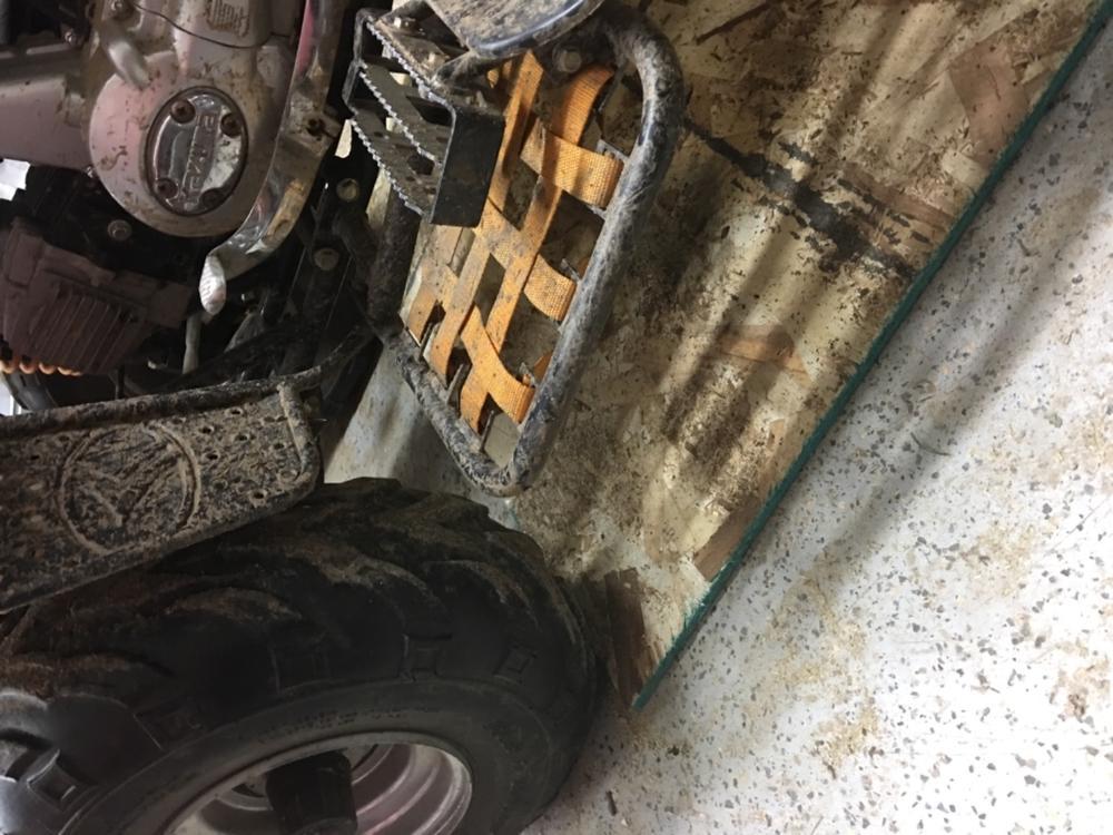 Kazuma Falcon Chinese ATV Foot Rest Webbing