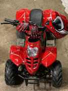 VMC Chinese Parts Body Fender Kit for Chinese ATV - Coolster 3050C - 1 piece - Red Spider Review