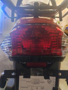 VMC Chinese Parts Tail Light for Taotao Pony 50,  Speedy 50 Scooter - Version 371 Review