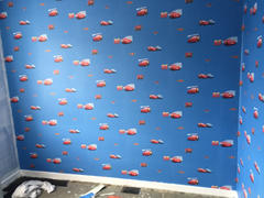 Brooklyn Trading Graham & Brown Wallpaper Disney Pixar Cars Blue Review