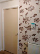 Brooklyn Trading Superfresco Wallpaper Floral Brown / Cream Review