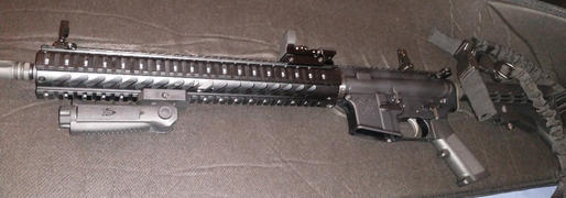 West Lake Tactical 15 Long Free Float Quad Rail Handguard .223/5.56 Review