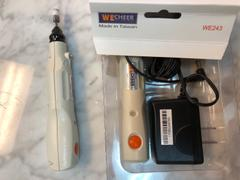 Zurno of Beauty WECHEER - RECHARGABLE MINI ENGRAVER 2 Review