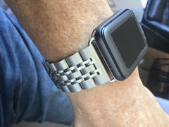Anhem Polished Apple Watch Band Stainless Steel Review