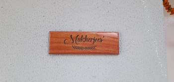 Woodgeek store Personalized Casa Wooden Nameplate for Home Review