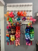 Bargain Bows Large Hair Bow Holder Wall Display | 30 x 24 Review