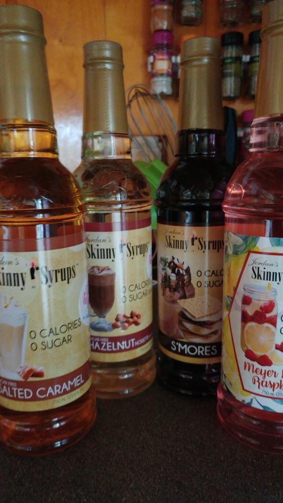 Jordan's Sugar Free Skinny Syrup