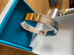 Charlotte Lowe Jewellery Blue Skies Couple Bangle Review