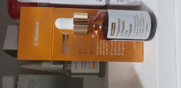 Mikaela Beauty BY WISHTREND - Polyphenols in Propolis 15% Ampoule Review