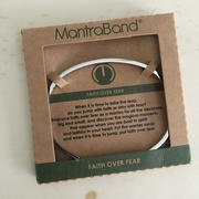 MantraBand Faith Over Fear Review