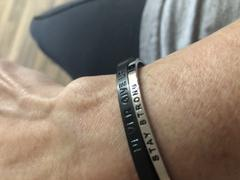 MantraBand Never Give Up (BOLD) Review