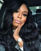 Shelahair Shela hair 3/4 Bundles With 4x13 Lace Frontal Brazilian Body Wave Human Hair Weave With Frontal Review
