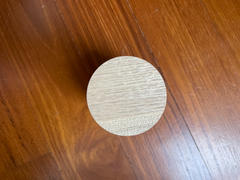 Candle Shack Wooden Lid - Natural - for 20cl Karen Review