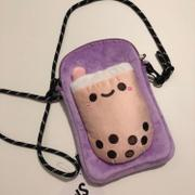 Smoko Inc Pearl Boba Tea Plush Crossbody Bag Review
