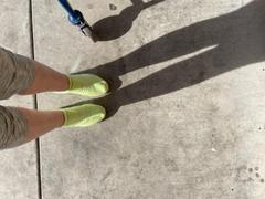 Tiosebon/Konhill Konhill Colorful Sock Walking Shoes Review