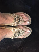Tiosebon/Konhill Flowers Sandals-SIKETU Review