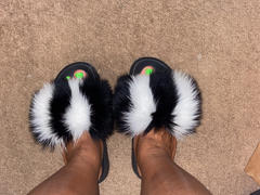 Tiosebon/Konhill Real Fox Fur Slippers Review