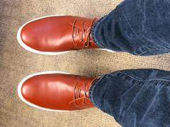Tiosebon/Konhill Men's Casual Oxford Shoes Review