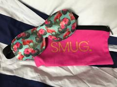SMUG Contoured Sleep Mask Twin Pack & Pink Storage Bag Sets - Various Designs Review