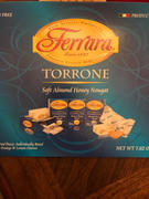Italian Food Online Store Traditional Italian Torrone (18 pieces) by Ferrara - 7.62 oz Review