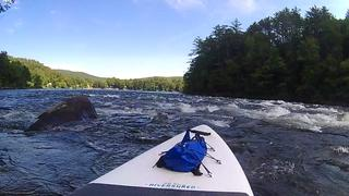Badfish SUP Rivershred Review