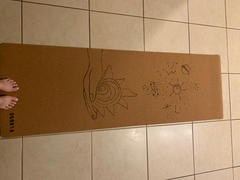 Scoria Canada *PRE-ORDER* Universe Cork Yoga Mat | 4.5MM Review