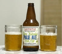 CraftShack® Lagunitas Born Yesterday Fresh Hop Pale Ale Review