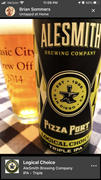 CraftShack® AleSmith / Pizza Port Logical Choice 3X IPA Review
