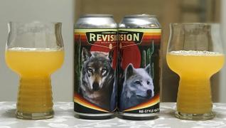 CraftShack® Revision Moon Wolf IPA Review