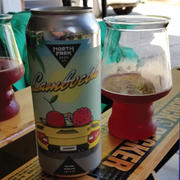 CraftShack® North Park Lambocito Fruited Sour Ale Review