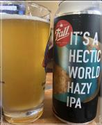 CraftShack® Fall It's A Hectic World IPA Review